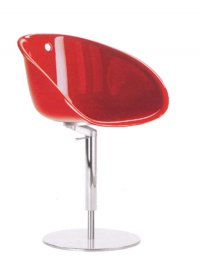 Gliss Swivel Chair by Pedrali