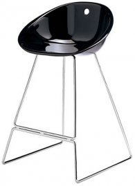 Gliss Fixed Stool Stool by Pedrali