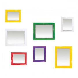 Francois Ghost Mirrors by Kartell