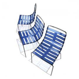 Body to Body Transparent Chairs by Parri