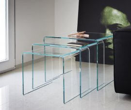 Bridge Trix End Tables by Sovet