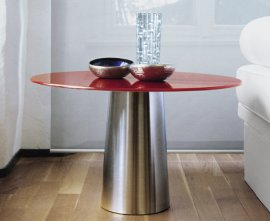 Totem Coffee Round Coffee Table by Sovet