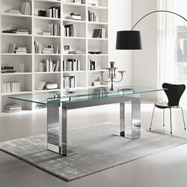 Miles Dining Table by Tonelli