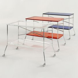 Flip Table Accessories by Kartell