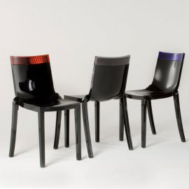 Hi Cut Chair by Kartell