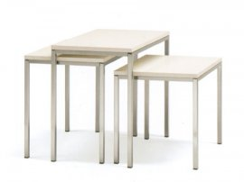 Set Pocket End Tables by Pedrali