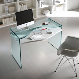 Strata Desk by Tonelli