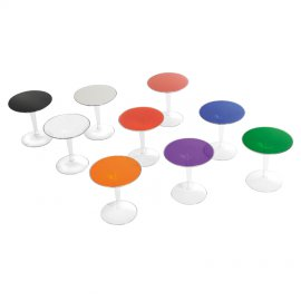 Tip Top End Tables by Kartell