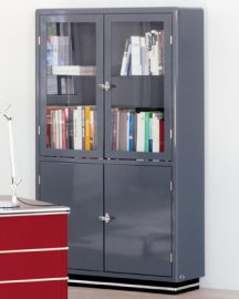 Classic Line 4-Door Cabinet Cabinet by Muller
