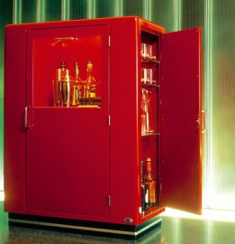 Classic Line Bar Cabinet by Muller