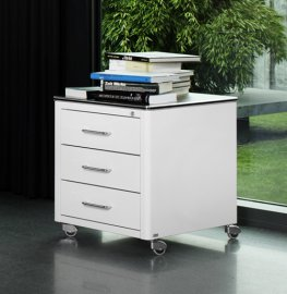 Classic Line Roller Drawer Cabinet by Muller