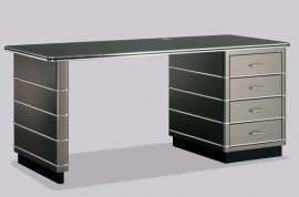 Classic Line Desk TB 225 Desks by Muller