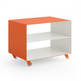 Mobile Line Trolley Storage by Muller