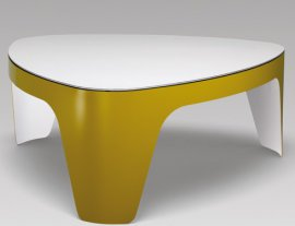 Tabular LT2 Coffee Table by Muller
