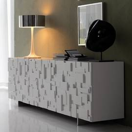Labyrinth Sideboard Cabinet by Cattelan Italia