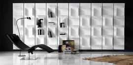 Fifty Bookcase Bookcase by Cattelan Italia