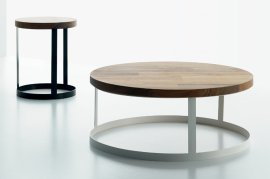 Zero Wood Coffee Table by Miniforms