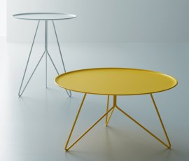 Link Coffee Table by Miniforms