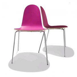 Caramella Laminate Chair by Parri