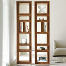 Fancy Bookcase by Porada