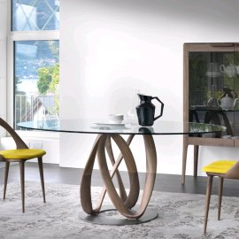 Infinity Dining Table by Porada