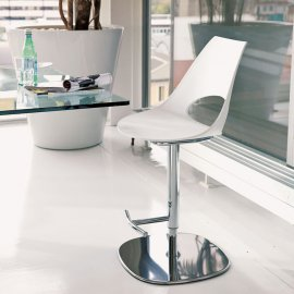 Shark Poly Stool Stool by Bontempi