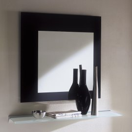 Square Mirror by Bontempi