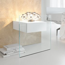 Do-Mo End Table by Tonelli