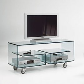 Flo 1 TV Unit by Tonelli