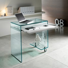Work Box Desk by Tonelli