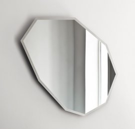 Ice Rock Mirror by Sovet