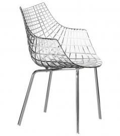 Meridiana 2011 Chair by Driade