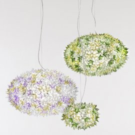 Bloom Suspension Lighting by Kartell
