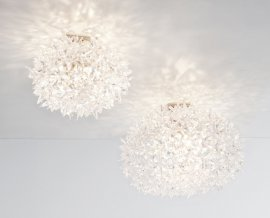 Bloom Wall/Ceiling by Kartell