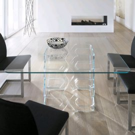 Glenn Dining Tables by Antonello Italia