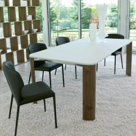 Arthur B Dining Tables by Antonello Italia