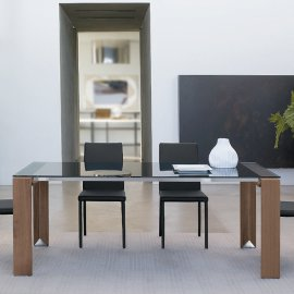 Liko Dining Tables by Antonello Italia