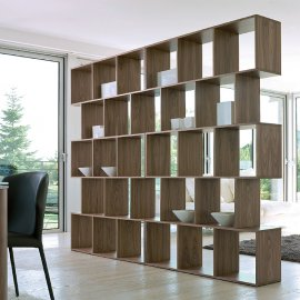 Alberta Bookcase by Antonello Italia