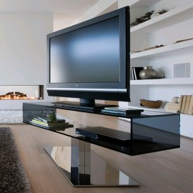 Daniel TV Units by Antonello Italia