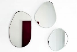 Gocci Di Rugiada Mirrors by Sovet