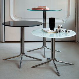 Genius Round End Table by Sovet