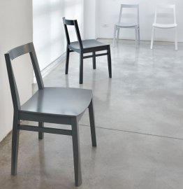 Twist Chairs by Trabaldo
