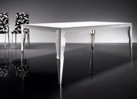 Hollywood Dining Tables by Trabaldo
