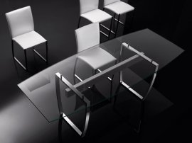 Diamond Table by Trabaldo
