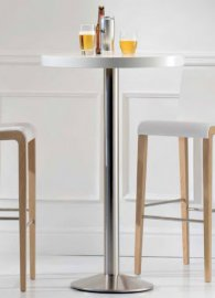 Tonda Bar Table Bar Tables by Pedrali