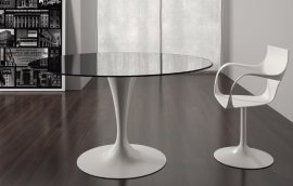 Flute Dining Table by Sovet