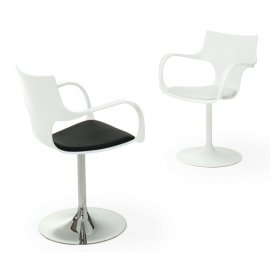 Flute Girevole Chair by Sovet