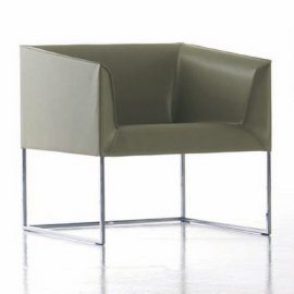 Gavi L Lounge Chair by Frag