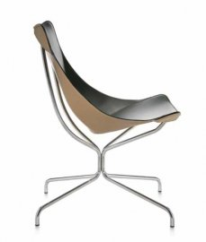 Cocos P Lounge Chair by Frag