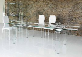 Encio Extendable Dining Tables by Unico Italia